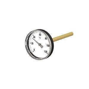Termometre - Sıcaklık Ölçer - Boyler Termometresi - Sıcak Su Derecesi - Boylerist Boyler Termometresi