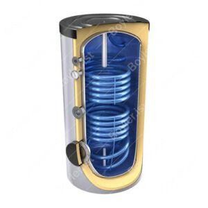 Çift Serpantinli Boyler - Sıcak Su Tankı - Sıcak Su Kazanı - Sıcak Su Deposu - Serpantinli Boyler - Sıcak Su Boyleri