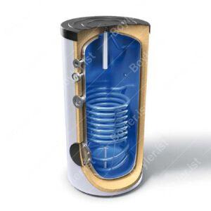 Tek Serpantinli Boyler - Sıcak Su Tankı - Sıcak Su Kazanı - Sıcak Su Deposu - Sıcak Su Boyleri