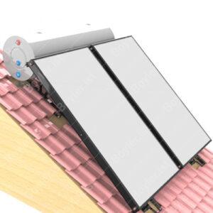 Boylerist Elit Paket Çatı Üstü Basınçlı Güneş Enerji Sistemi