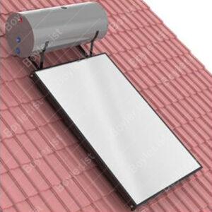Boylerist Eko Paket Çatı Üstü Basınçlı Güneş Enerji Sistemi
